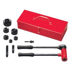 GAB623-KOR520 - Gardner BenderSlug-Out™ Quick Hand Ratchet Sets