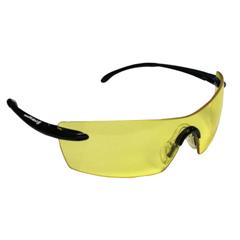 SMW138-23006 - Smith & WessonCaliber Safety Eyewear, Polycarb Anti-Scratch Anti-Fog Lenses, Black Nylon Frame
