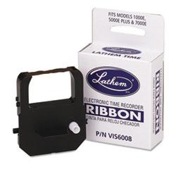 LTHVIS6008 - Lathem VIS6008 Ribbon, Purple
