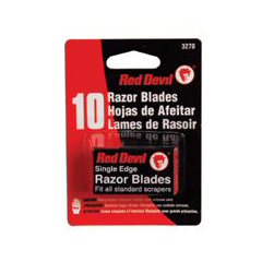 RED630-3270 - Red DevilScraper Razor Blades