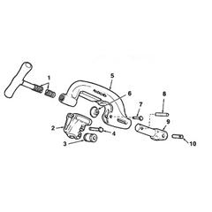 RDG632-34305 - RidgidPipe Cutter Rollers