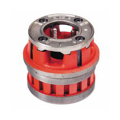 RDG632-37410 - RidgidManual Threading/Pipe and Bolt Die Heads Complete with Dies