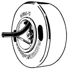RDG632-60042 - RidgidDrain Cleaner Accessories
