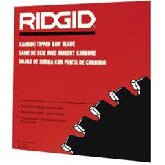 RDG632-71692 - RidgidCarbide-Tipped Circular Saw Blades
