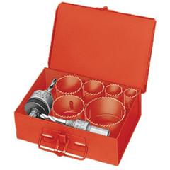 RDG632-81500 - RidgidCombination Bi-Metal Hole Saw Kits