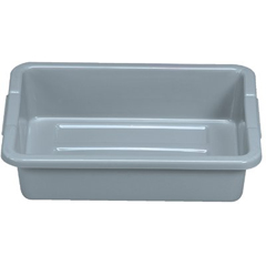 RCP640-3349-GRAY - Rubbermaid CommercialBus/Utility Boxes