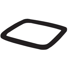 RBC640-6284-BLA - Rubbermaid Commercial - Safety Cone Accessories