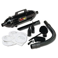 MEVMDV1BA - DataVac® Handheld Steel Vacuum/Blower