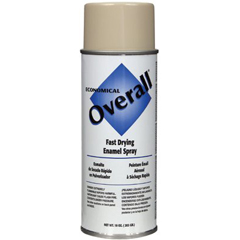 ORS647-V2412830 - Rust-OleumOverall® Economical Fast Drying Enamal Aerosols