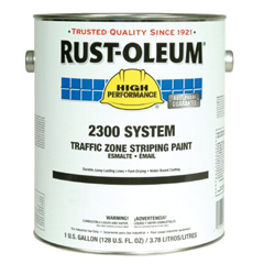 ORS647-2348402 - Rust-OleumHigh Performance 2300 System Inverted Striping Paints