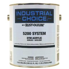 ORS647-5292402 - Rust-OleumIndustrial Choice 5200 System DTM Acrylics