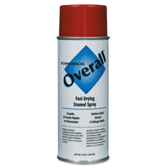 ORS647-V2407830 - Rust-Oleum - Overall® Economical Fast Drying Enamal Aerosols
