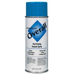ORS647-V2408830 - Rust-OleumOverall® Economical Fast Drying Enamal Aerosols