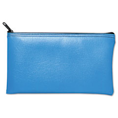MMF2340416W38 - MMF Industries™ Leatherette Zippered Wallet