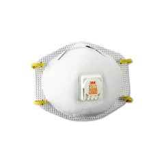 MCO54343 - 3M Particulate Respirator 8511, N95 with 3M Cool Flow™ Exhalation Valve