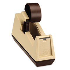 "MMMC25 - Scotch® Heavy-Duty 3"" Core Weighted Tape Dispenser"