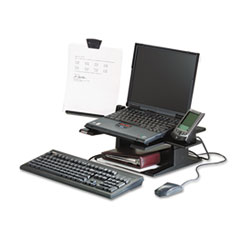 MMMLX500 - 3M Adjustable Notebook Riser