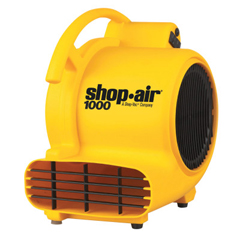 ORS677-1030400 - Shop-VacAir Movers, 3.5 A, 120 V, 10 Ft Cord