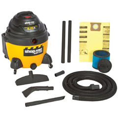ORS677-962-52-10 - Shop-Vac16 gal. 6.25 Peak HP Wet/Dry Vacuum