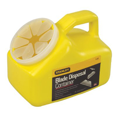 BOS11080 - Blade Disposal Containers