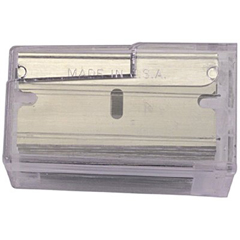 ORS680-11-515 - Stanley-BostitchSingle Edge Razor Blades