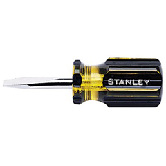 STA680-66-168 - Stanley-Bostitch100 Plus® Round Blade Standard Tip Screwdrivers