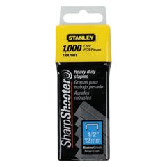 BOS680-TRA708T - Stanley-Bostitch1/2 Heavy Duty Staple (1000/Box)