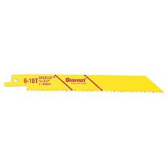 LSS681-15333 - L.S. StarrettHSS Bi-Metal Reciprocating Saw Blades