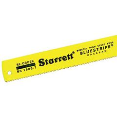 LSS681-40099 - L.S. StarrettBluestripe® Bi-Metal Power Hacksaw Blades