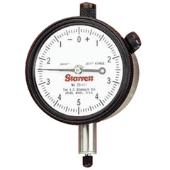 LSS681-53287 - L.S. Starrett - 25 Series AGD Group 2 Dial Indicators