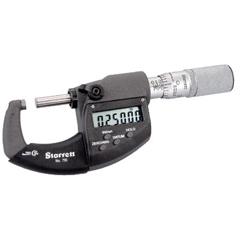 LSS681-67827 - L.S. Starrett - 795 & 796 IP67 Series Electronic Micrometers