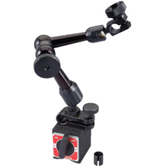 LSS681-68621 - L.S. StarrettMagnetic Base Indicator Holder w/Triple Jointed Arms