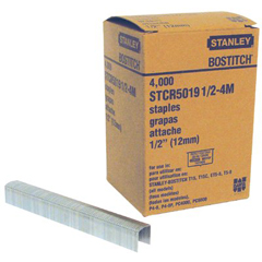 688-STCR50191-2-4M - BostitchPowerCrown™ Heavy Duty Staples