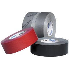 ORS689-PC-609-2-SIL - ShurtapeIndustrial Grade Duct Tapes
