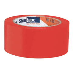 ORS689-VP410-2RED - ShurtapeSPVC Line Set Tape, 2 In X 36 Yd, 13 Lb/In Strength, Red