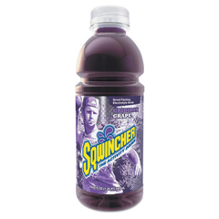 SQW690-030532-GR - Sqwincher - Ready-To-Drink, Grape, 20 oz