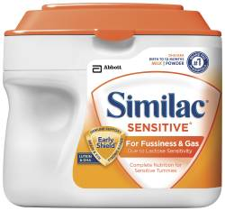 MON50872601 - Abbott NutritionSimilac® Sensitive® Infant Formula
