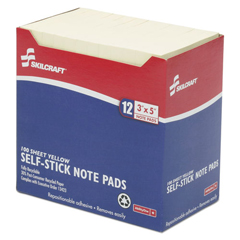 NSN1167865 - AbilityOne™ Self-Stick Note Pad