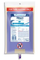 MON58102600 - Nestle Healthcare NutritionTube Feeding IMPACT® 1000 ml