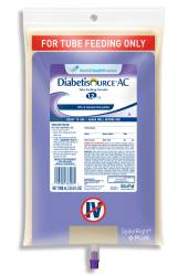 MON65082601 - Nestle Healthcare NutritionTube Feeding DIABETISOURCE® AC 1000 ml