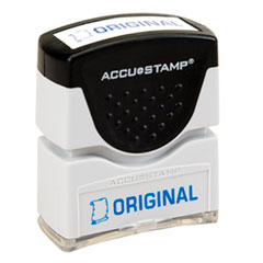 NSN2074222 - AbilityOne™ Pre-Inked Message Stamp