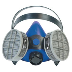FND695-B260000 - Honeywell2000 Series Half Mask, Medium