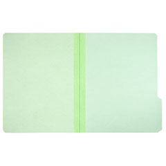 NSN2868570 - AbilityOne™ Light Green Pressboard File Folder