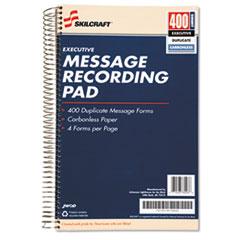 NSN3576830 - AbilityOne™ Executive Message Recording Pad