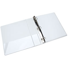 NSN3856711 - AbilityOne™ D-Ring View Binder - Clear Overlay