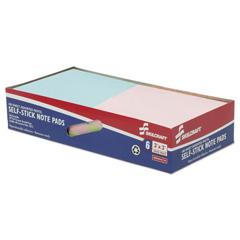 NSN4562249 - AbilityOne™ Self-Stick Note Pad Set