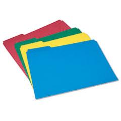 NSN4840006 - AbilityOne™ Color File Folder Set