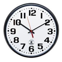 NSN4919814 - AbilityOne™ Atomic Slimline Clock