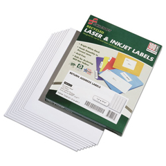 NSN5144911 - AbilityOne™ Recycled Laser and Inkjet Label