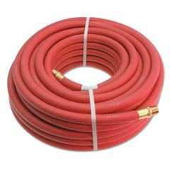 CCT713-20026971 - Continental ContiTechHorizon Red Air/Water Hoses, 0.18 Lb @ 1 Ft, 0.72 In O.D., 3/8 In I.D., 300 PSI